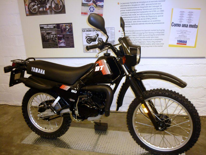 Yamaha DT 80 1984