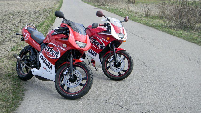 Moto del día: Yamaha TZR 50 Thunderkid (1997)