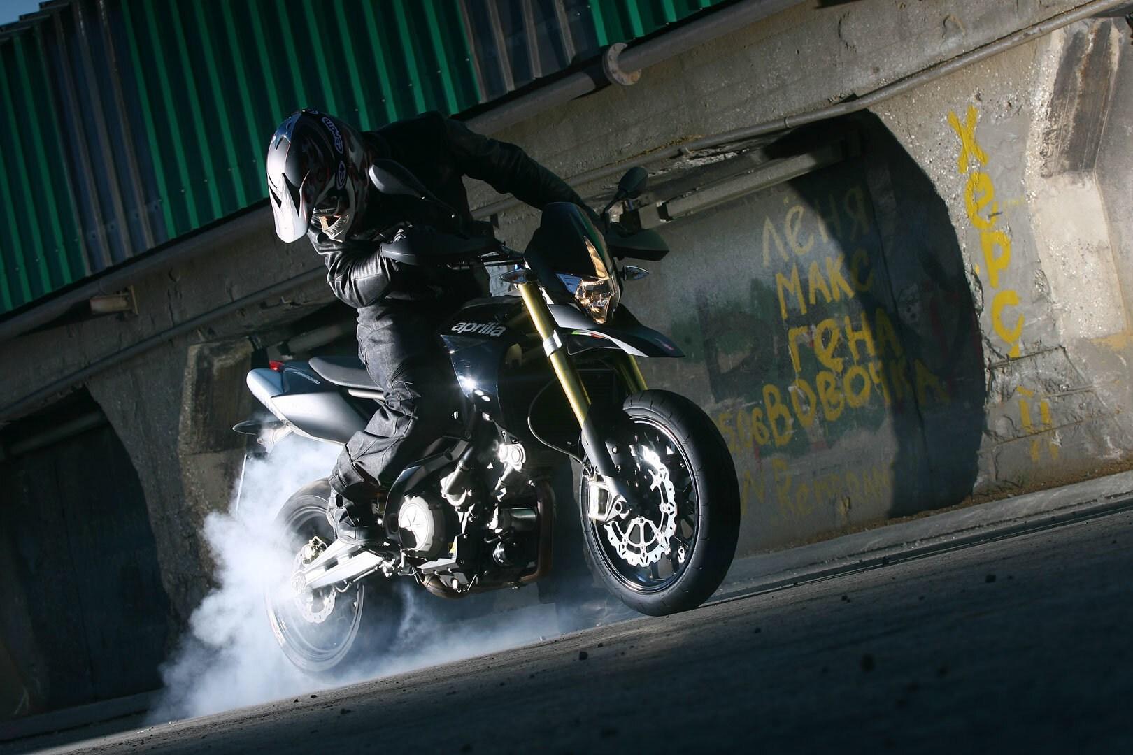 Moto del día: Aprilia SMV Dorsoduro 750 (2009)