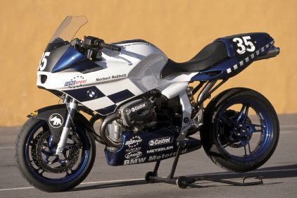 BMW R 1100 S BMW Boxer Cup 2004