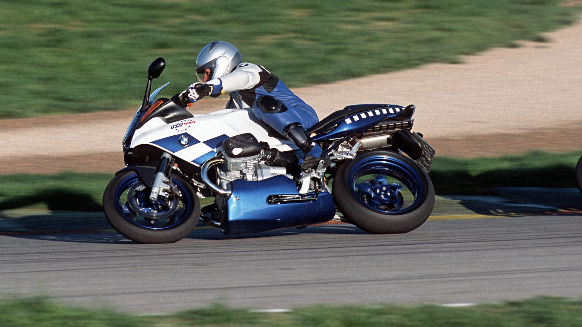 Moto del día: BMW R 1100 S Boxer Cup Replica