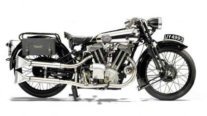 Brough Superior SS100 19