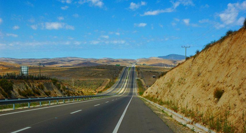 Carretera arcen