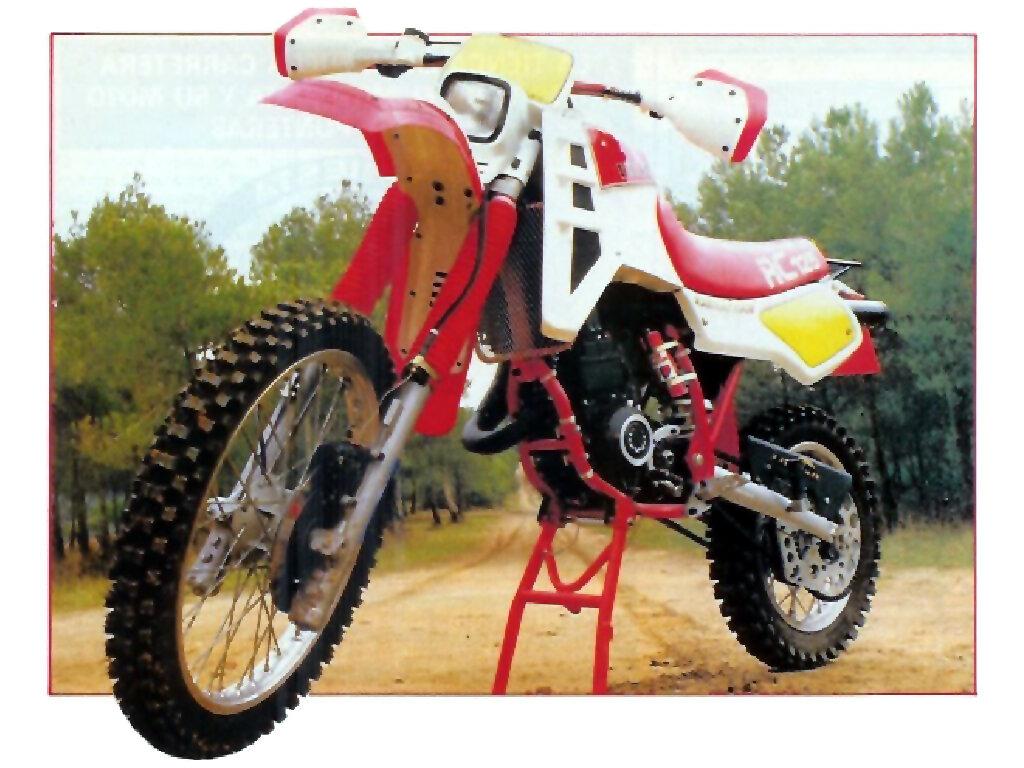 Derbi RC 125 Karmathan 2