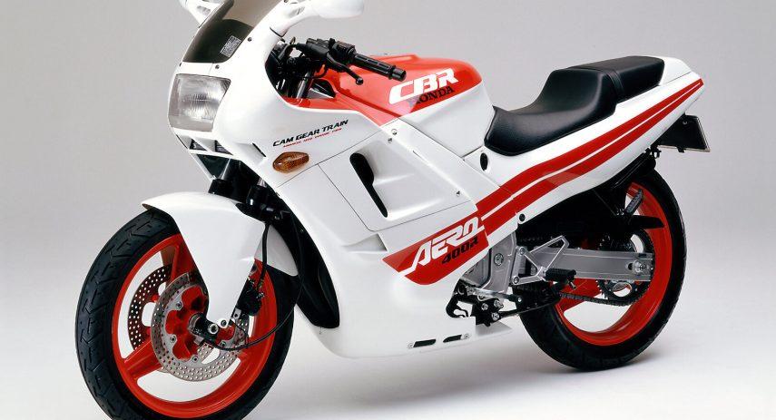 Honda CBR 400 R Aero 1