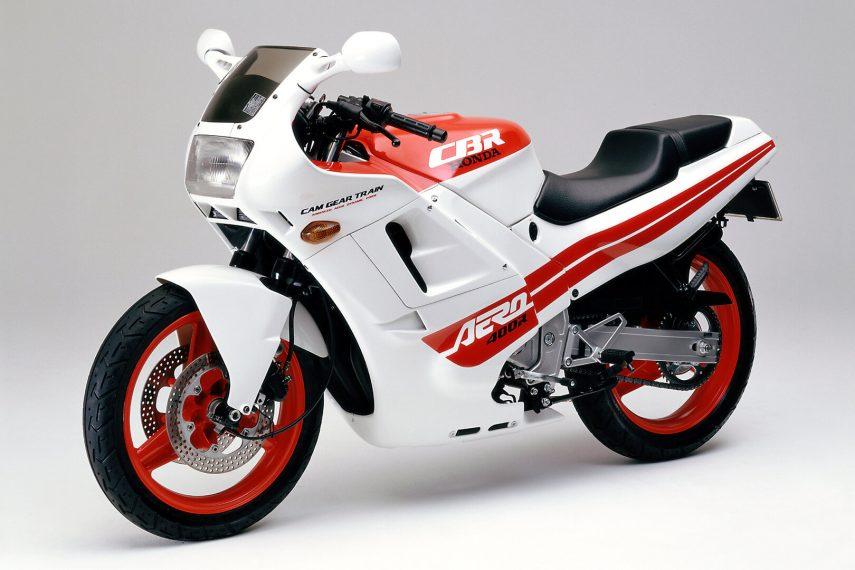 Moto del día: Honda CBR 400 R Aero (NC23)