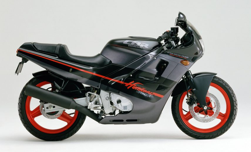 Honda CBR 400 R Aero 2