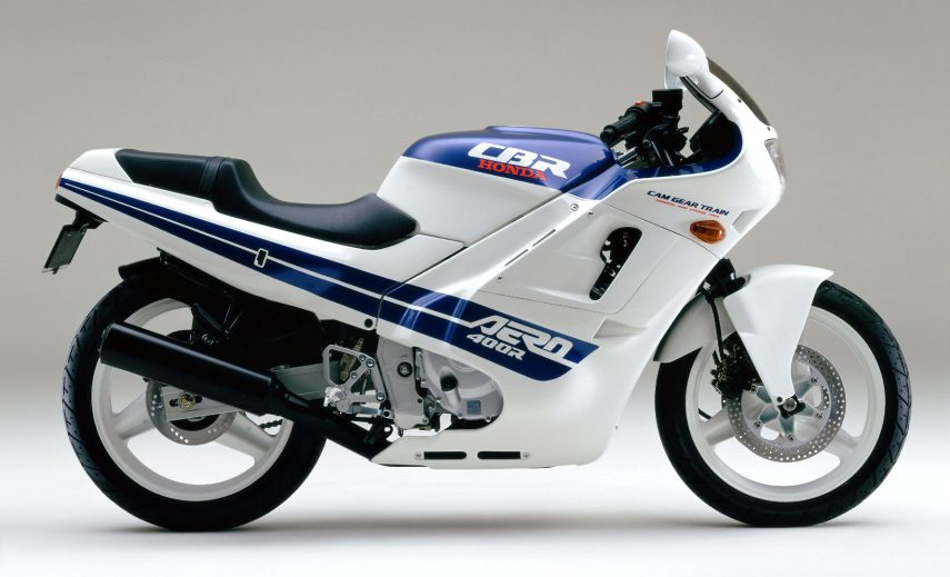 Honda CBR 400 R Aero 4