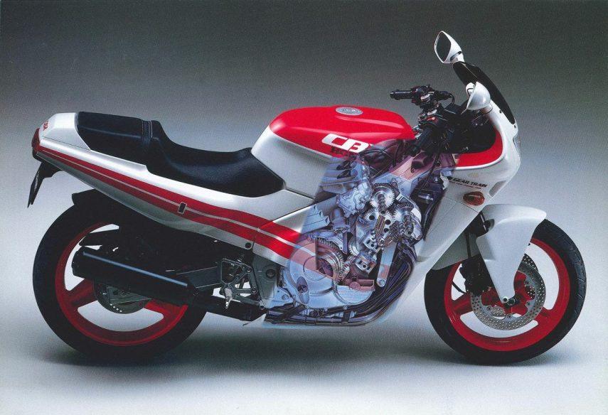 Honda CBR 400 R Aero 5