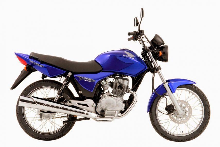 Honda CG 1250 Titan 1