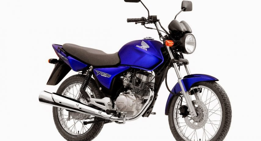 Honda CG 1250 Titan 2
