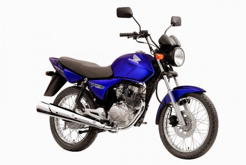 Moto del día: Honda CG 150 Titán