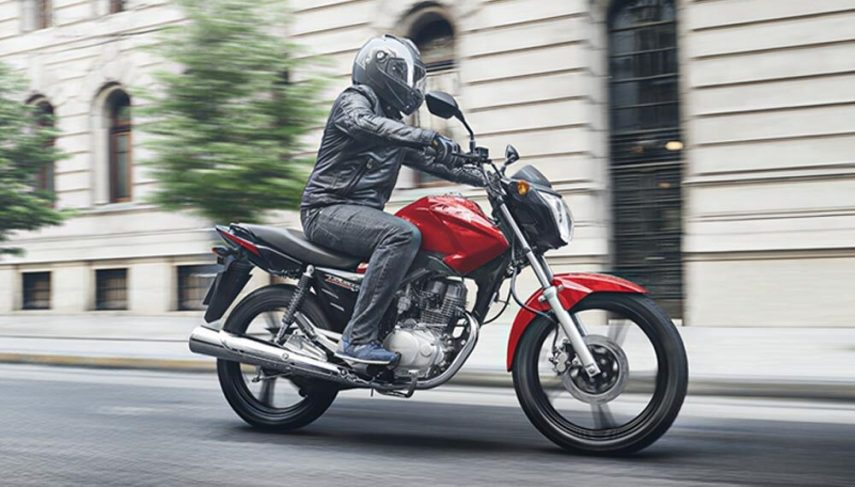 Honda CG 1250 Titan 3