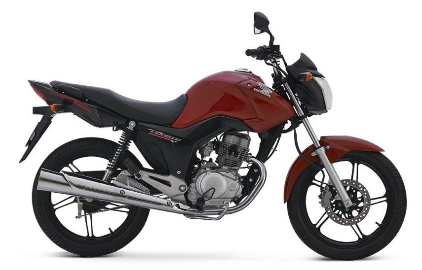 Honda CG 1250 Titan 4