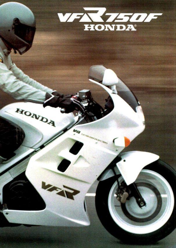 Honda VFR 750 F RC24 4