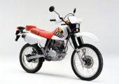Honda XLR 125 1