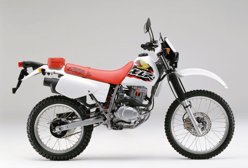 Honda XLR 125 2