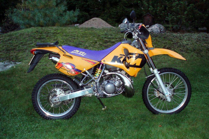 KTM LC2 125 3