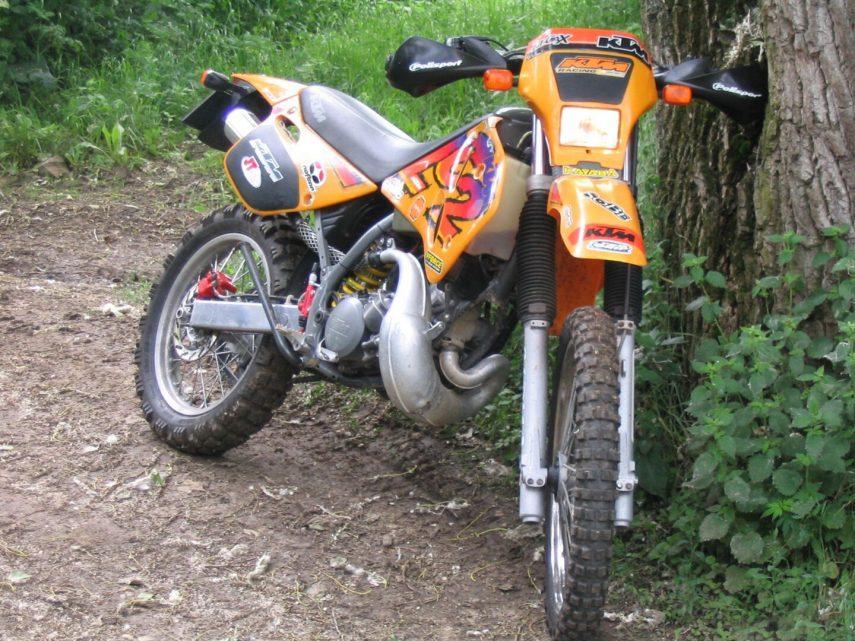 KTM LC2 125 4