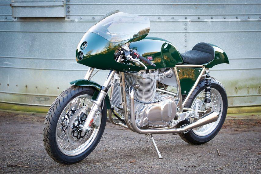 Metisse Mk5 Cafe Racer 1