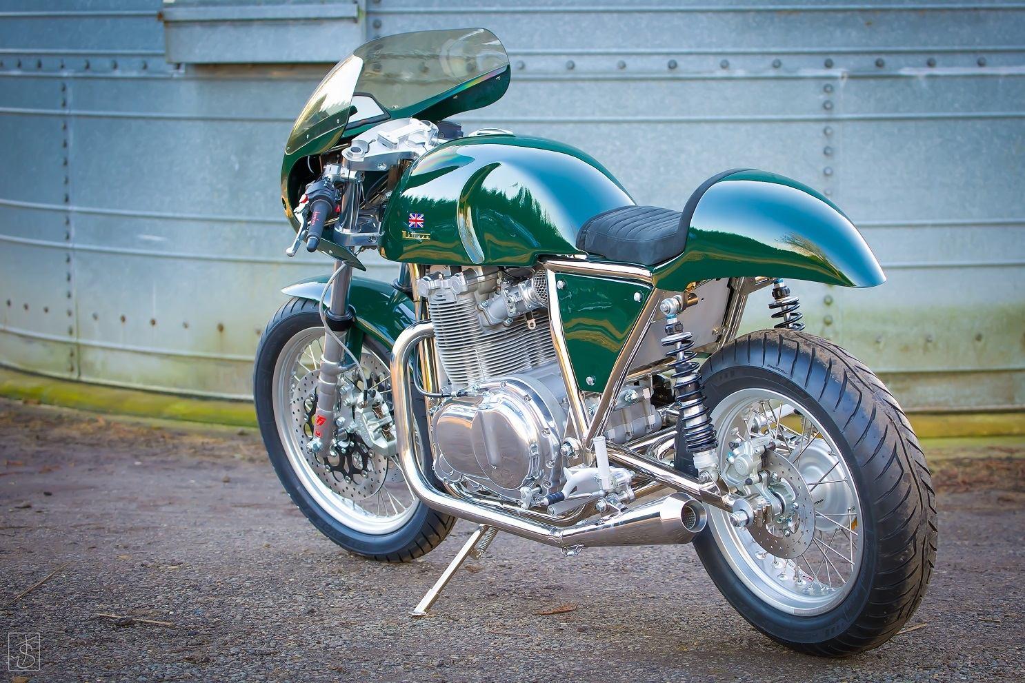 Metisse Mk5 Cafe Racer 2