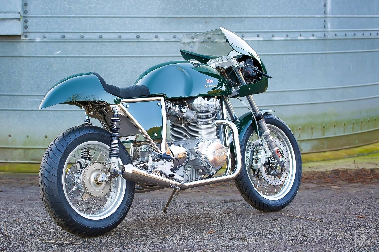 Metisse Mk5 Cafe Racer 3