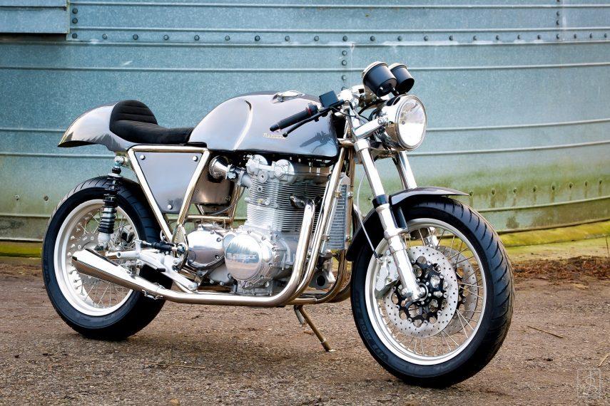 Moto del día: Metisse Mk5 Café Racer