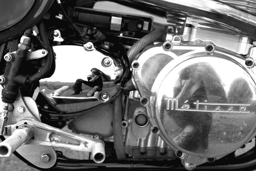 Metisse Mk5 Cafe Racer 6