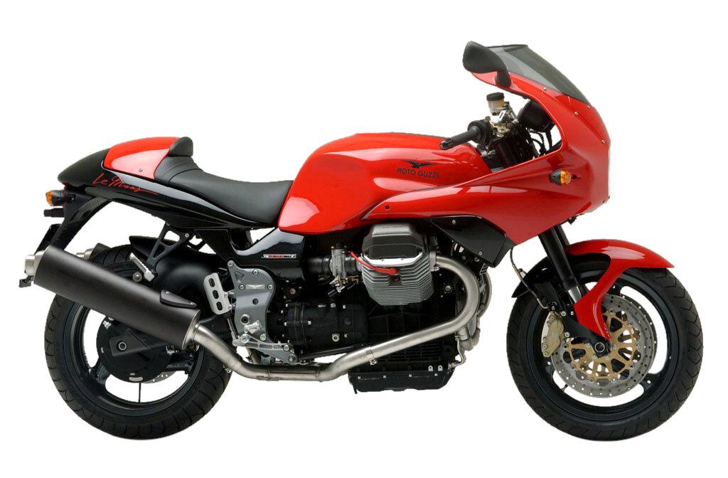 Moto Guzzi V11 Le Mans 3