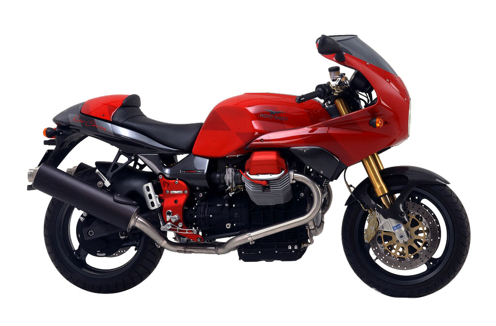Moto Guzzi V11 Le Mans Rosso Corsa 1