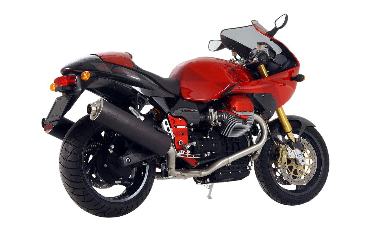 Moto Guzzi V11 Le Mans Rosso Corsa 2