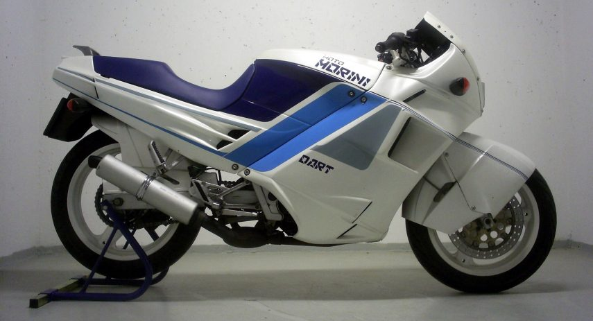 Moto Morini Dart 350 1