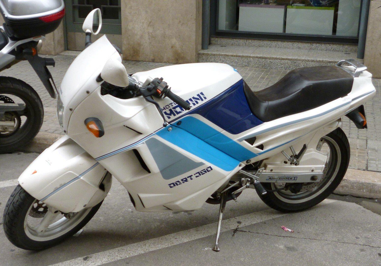 Moto Morini Dart 350 2
