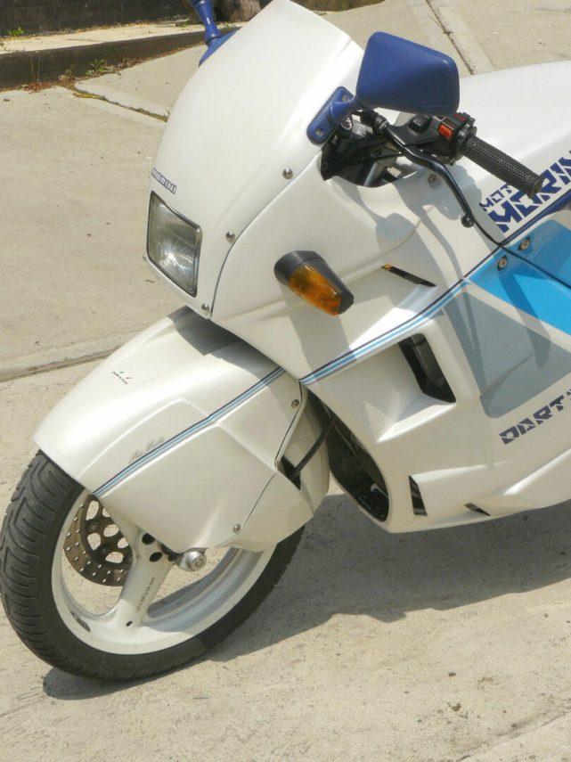 Moto Morini Dart 350 4