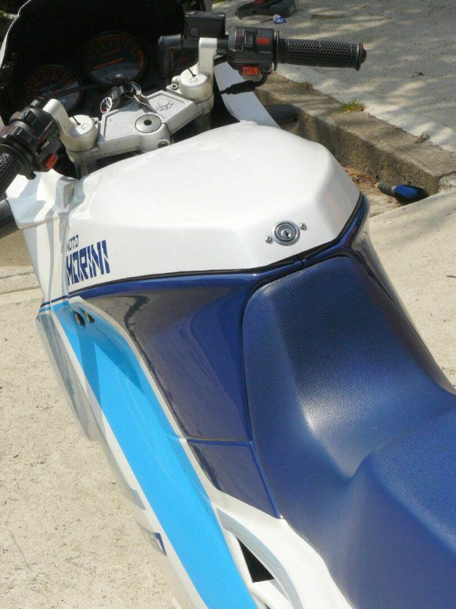 Moto Morini Dart 350 5