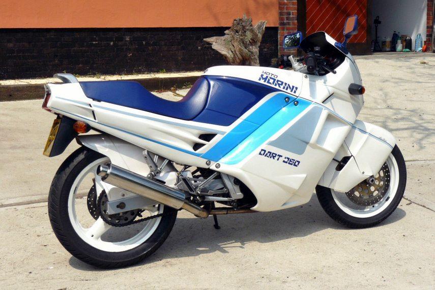 Moto Morini Dart 350 8