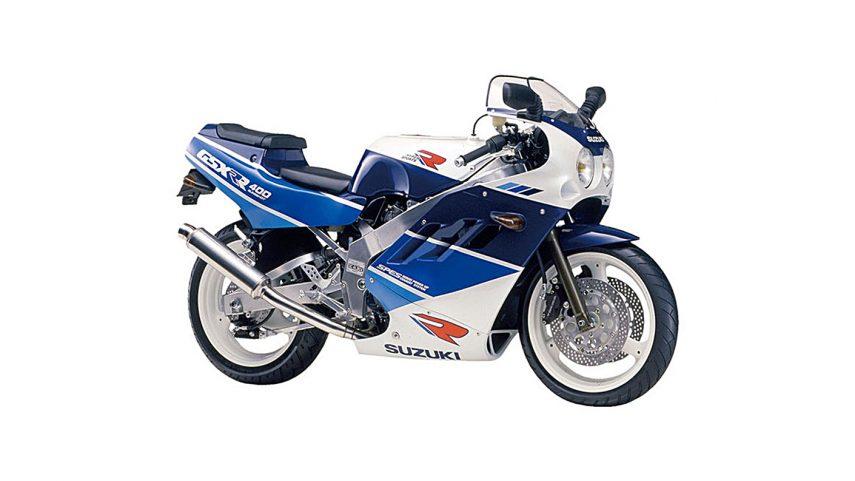 Moto del día: Suzuki GSX-R 400 (GK73A)