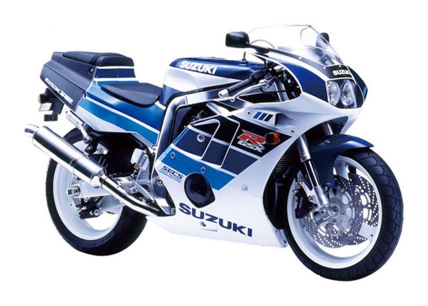 Moto del día: Suzuki GSX-R 400 (GK76A)