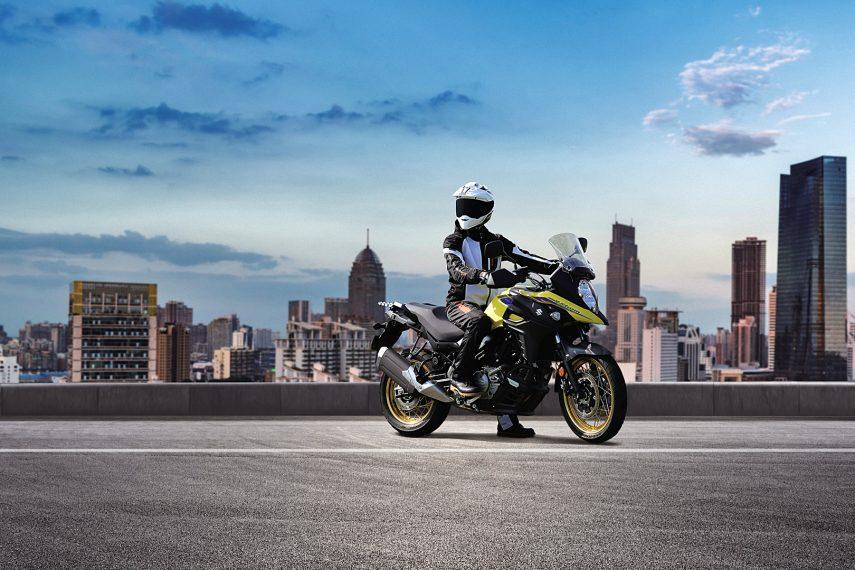 Suzuki V-Strom 650 2021 y V-Strom 650 XT 2021, solo nuevos colores