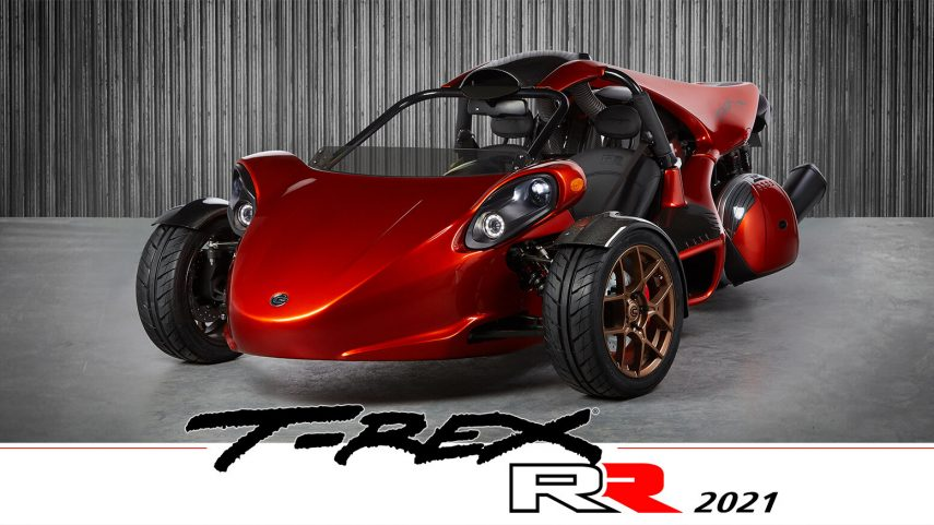 Moto del día: Campagna T-REX RR (2021)