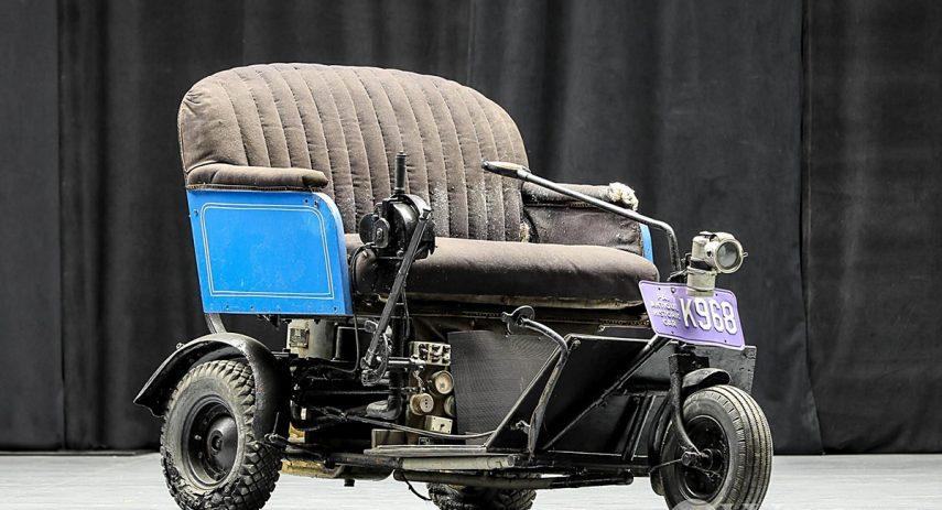 Carters Electric Motorette 01