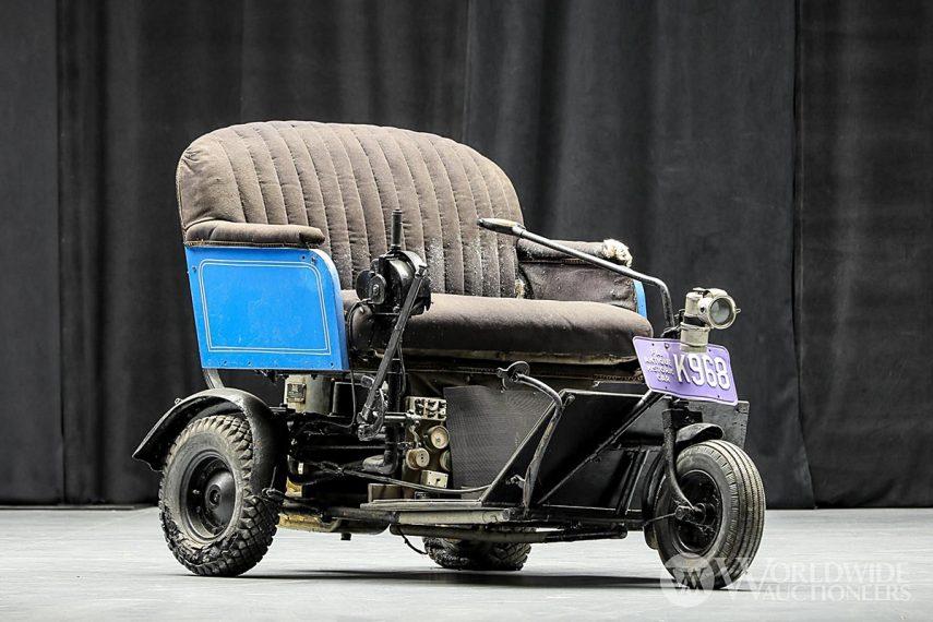 Moto del día: Carters Electric Motorette