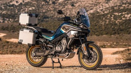 CF Moto 800 MT 2021