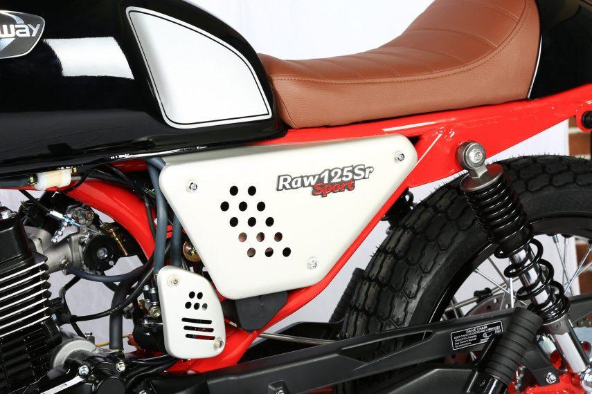 Hanway Raw 125 SR Sport 5