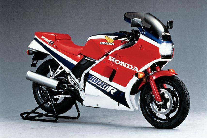 Moto del día: Honda VF 1000 R (SC16)
