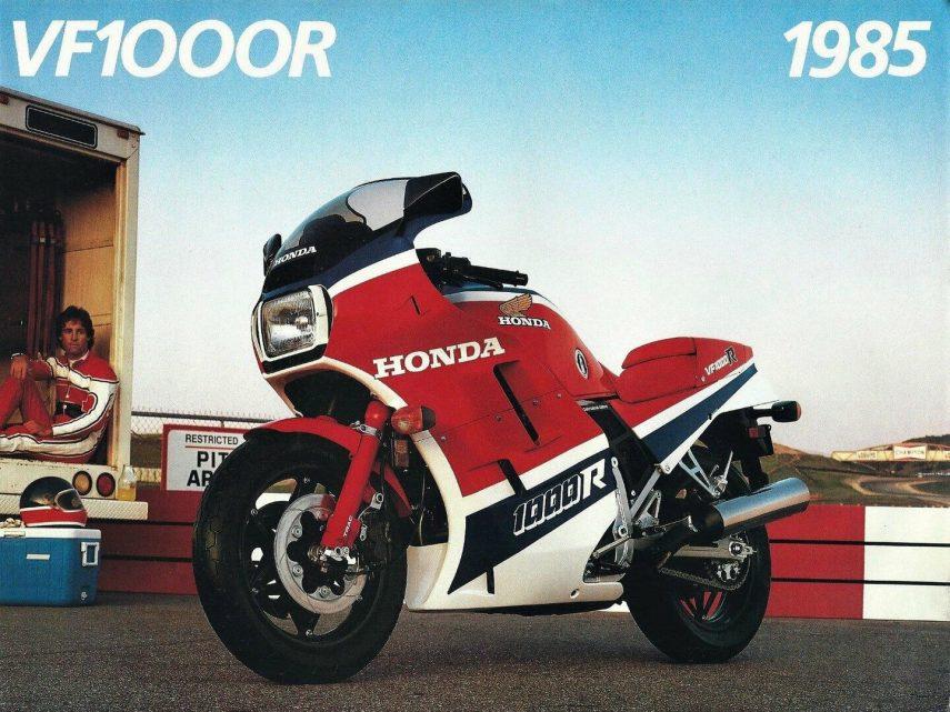 Honda VF 1000 R SC16 3