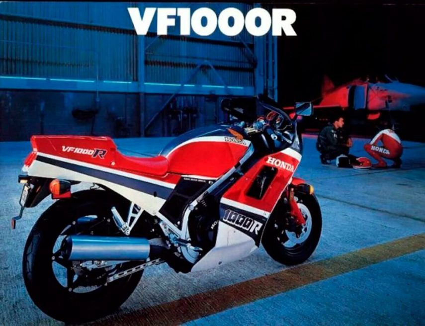 Honda VF 1000 R SC16 4