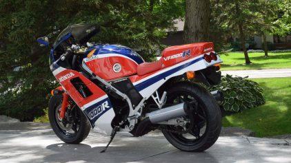 Honda VF 1000 R SC16 6