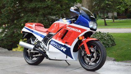Honda VF 1000 R SC16 8