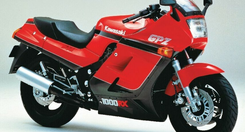 Kawasaki GPZ 1000 RX 1
